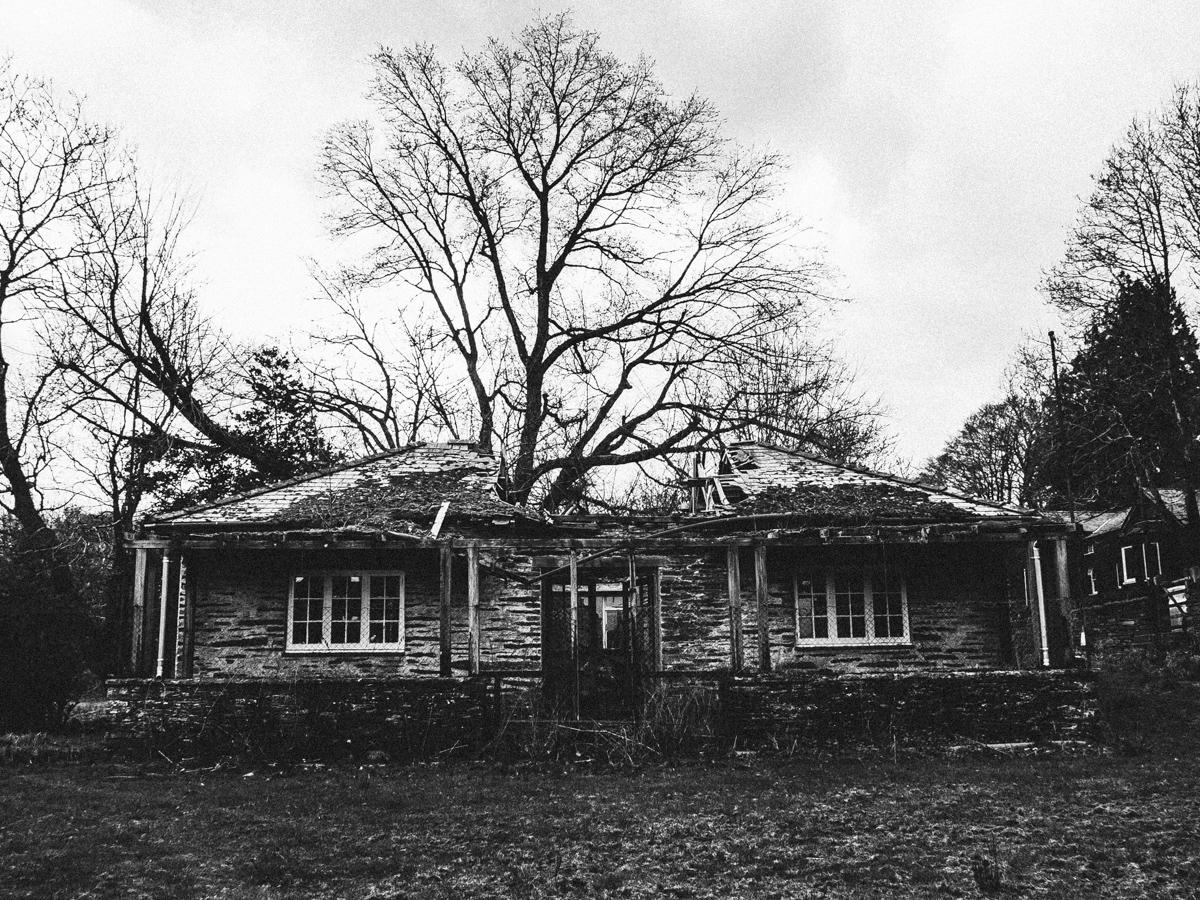 Abandoned Clubhouse, Snowdonia, 2015. Matthew Martin.