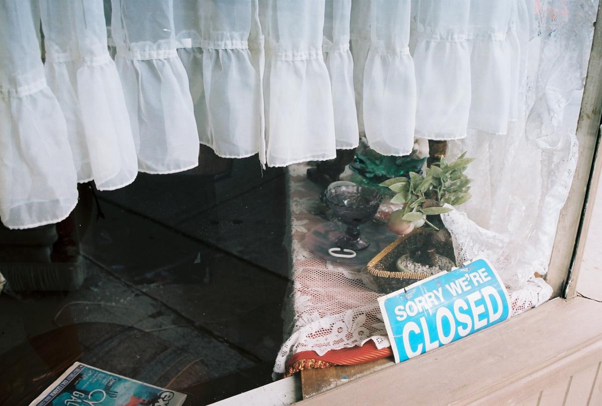 Closed, Phoebe Lee