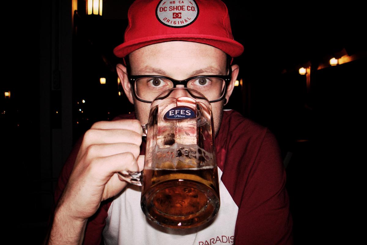 Beer, Oludeniz