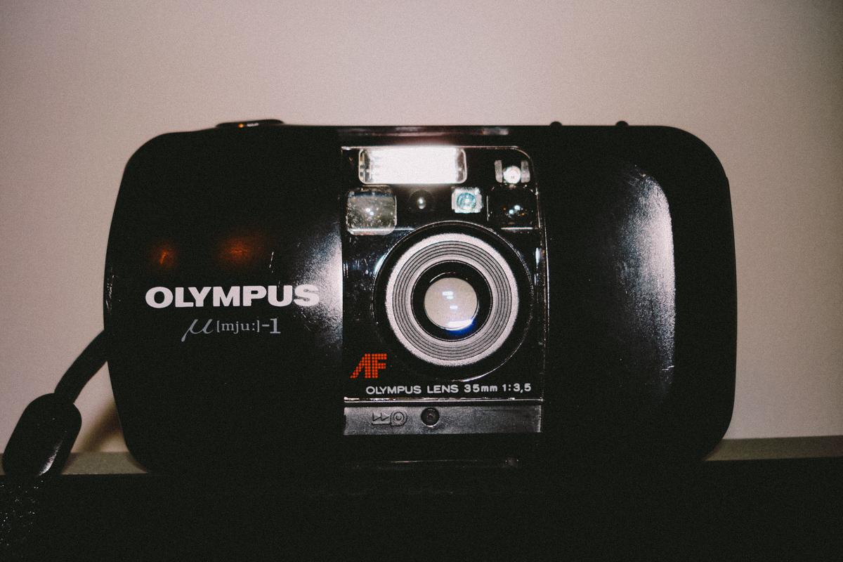 Olympus Stylus MJU-I