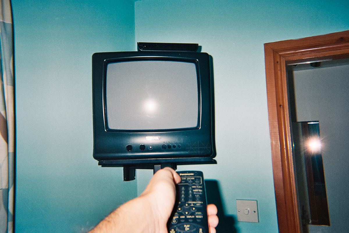 TV, Stoke on Trent, Matthew Martin