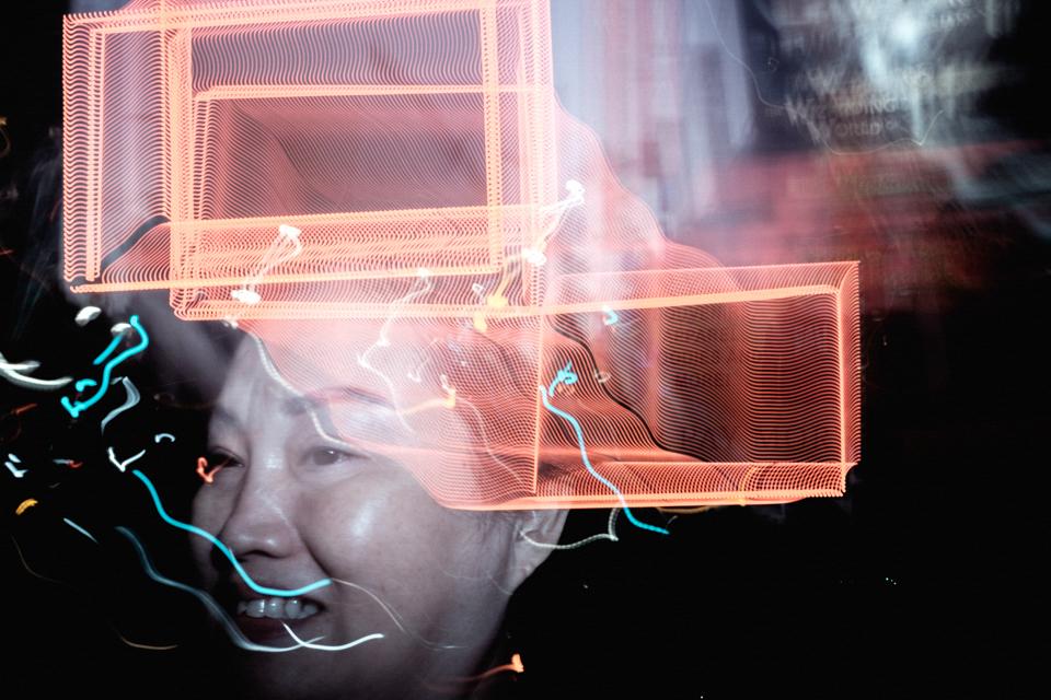Lights, Kevin Samuels
