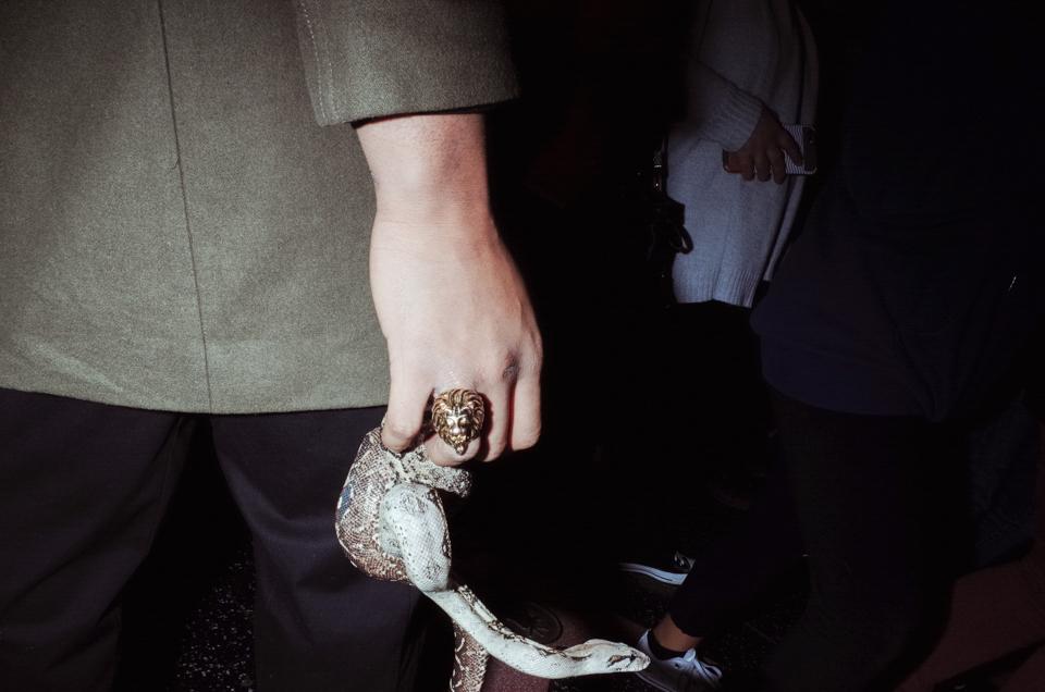Snake, Kevin Samuels