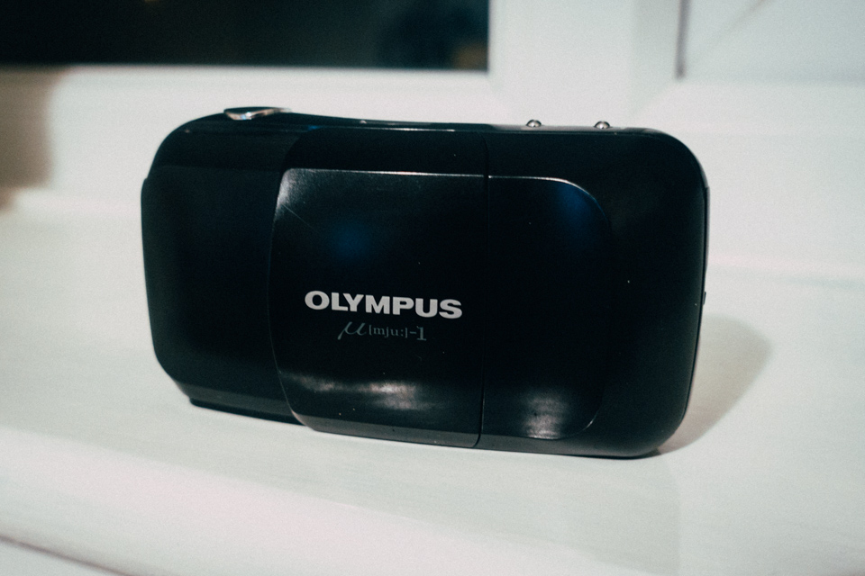 Olympus MJU-I Camera