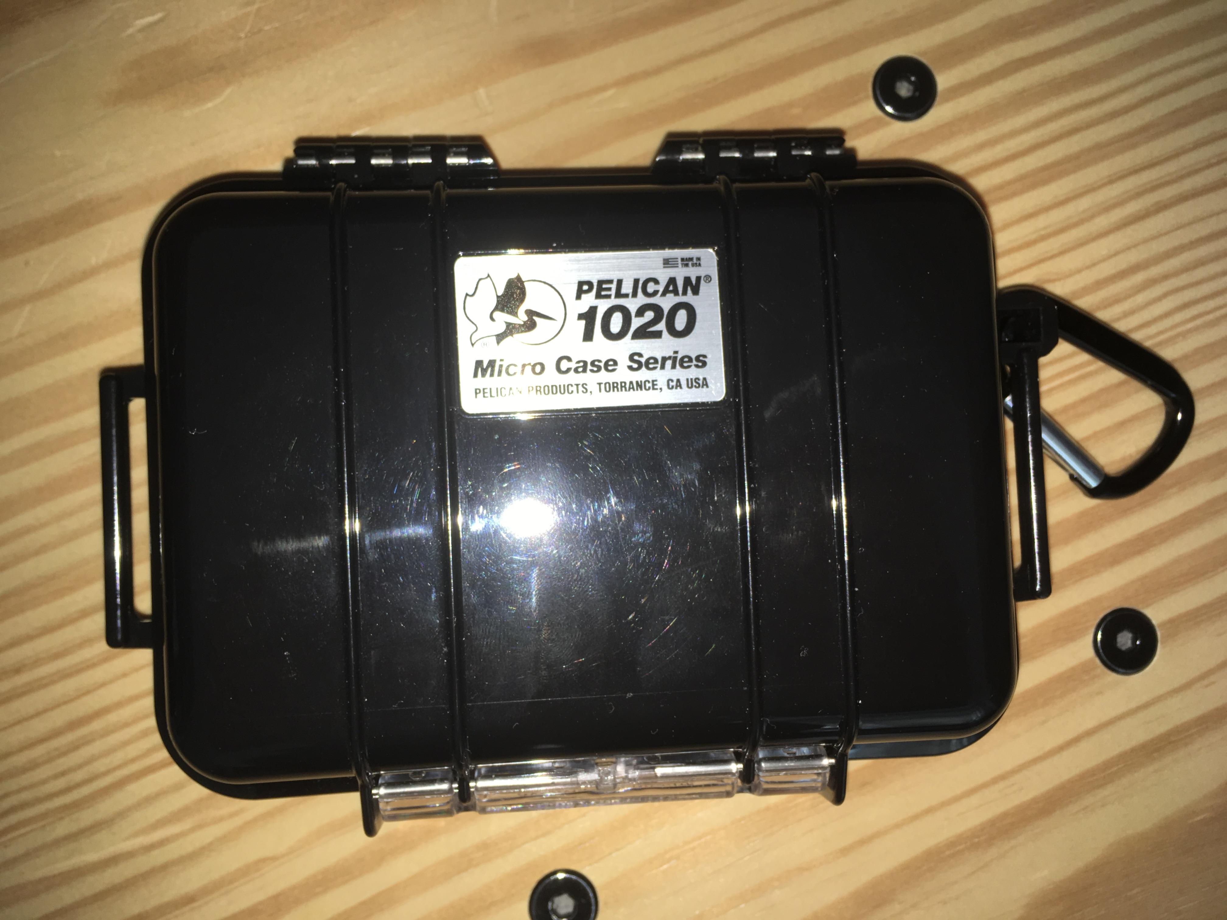 Ricoh GR Case - Pelican 1020