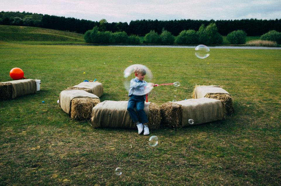 Bubbles, Delamere