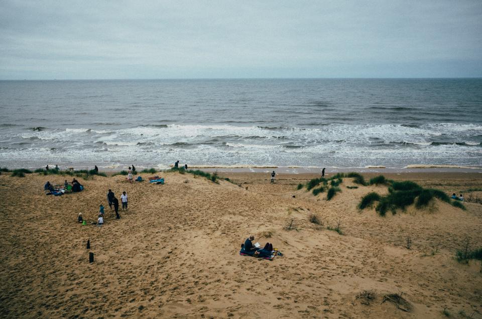 Beach, Formby