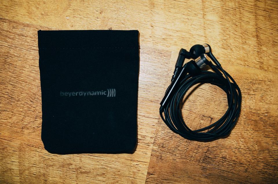 Beyerdynamic Byron In-Ear Headphones