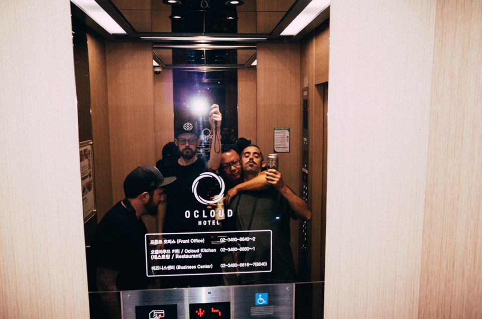 The Gang, Seoul