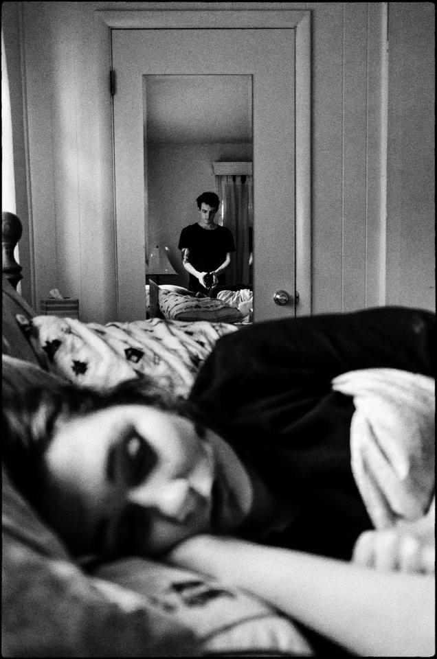 Photographer and girlfriend