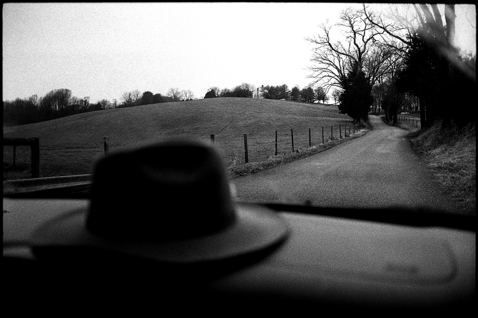 Hat on dashboard