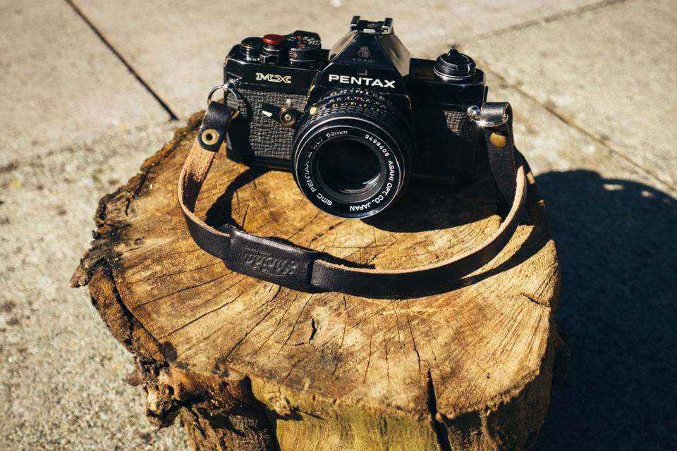 Pentax MX Camera