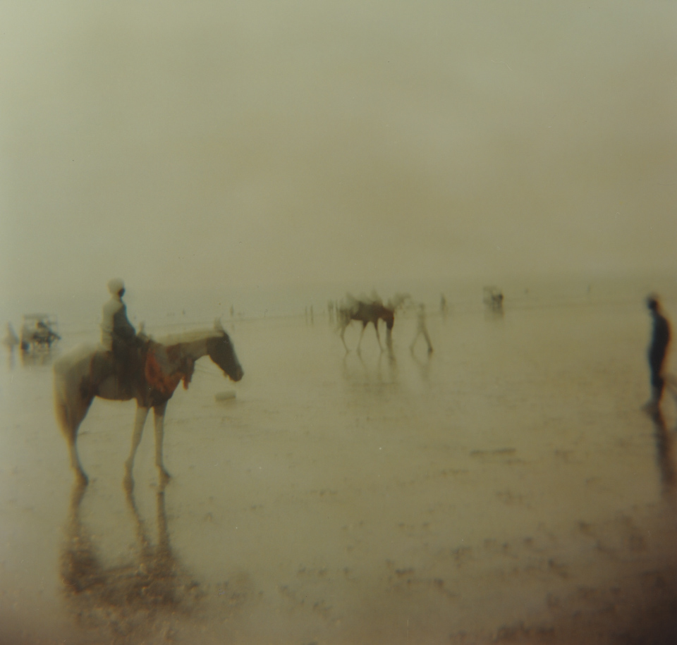 Horseback, Kutch, 2010, © Sean Lotman